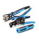Инструмент для снятия изоляции и разделки кабеля