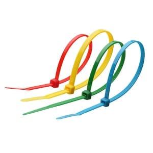 Маркировка кабелей и проводов, кабельные стяжки